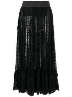 Dolce & Gabbana юбка миди