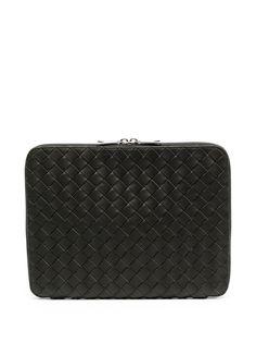 Bottega Veneta сумка для ноутбука с плетением Intrecciato