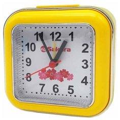 Часы настольные Sakura SA-8512 желтый