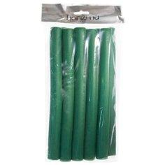 Бигуди-бумеранги harizma H10982-22 (22 мм) 10 шт. зеленый