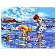 "Hobbart Картина по номерам ""Морской улов"" 40х50 см (HB4050253)"