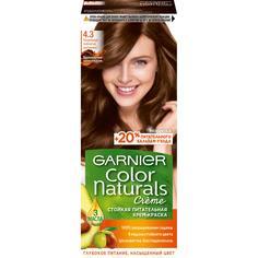 Краска Garnier Color Naturals 4.3 110 мл Золотой каштан (С1715907)