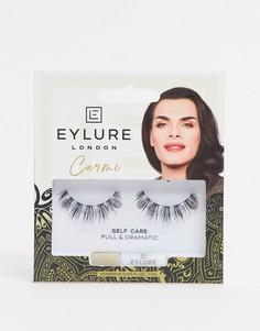 Накладные ресницы Eylure x Carmi - Self Care-Черный цвет
