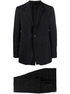 LANVIN костюм с однобортным пиджаком