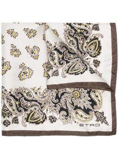 Etro платок-паше с принтом пейсли