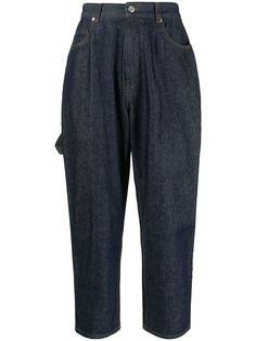 Juun.J зауженные джинсы с завышенной талией