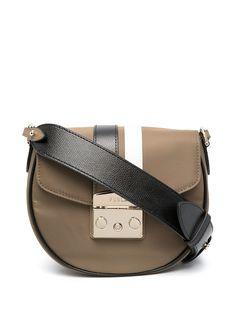 Furla сумка через плечо Metropolis с полосками
