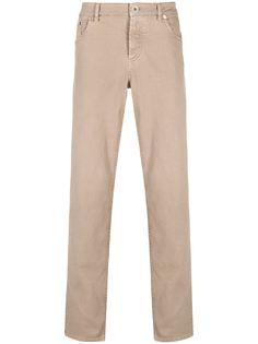 Brunello Cucinelli прямые джинсы с пятью карманами