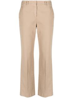Incotex прямые брюки чинос