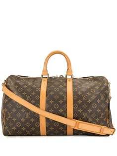 Louis Vuitton дорожная сумка Keepall Bandoulière 45 pre-owned