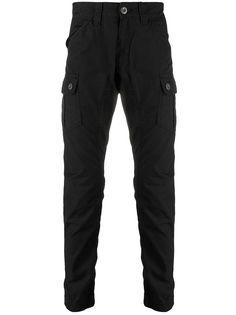Alpha Industries прямые брюки карго