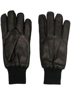 Alpha Industries перчатки в рубчик