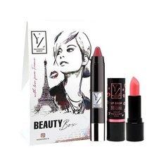 Yllozure набор для макияжа губ 9784