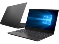 Ноутбук Lenovo IdeaPad S340-15IIL Black 81VW00F1RU Выгодный набор + серт. 200Р!!!(Intel Core i5-1035G1 1.0 GHz/12288Mb/512Gb SSD/Intel HD Graphics/Wi-Fi/Bluetooth/Cam/15.6/1920x1080/Windows 10 Home 64-bit)