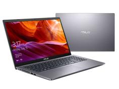 Ноутбук ASUS X509FA-BQ855 Slate Grey 90NB0MZ2-M15810 (Intel Pentium 5405U 2.3 GHz/4096Mb/256Gb SSD/Intel HD Graphics 610/Wi-Fi/Bluetooth/Cam/15.6/1920x1080/Endless OS)