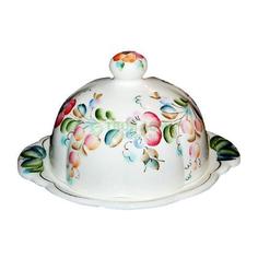 Масленка Семикаракорская керамика Лето 19 х 17 х 12,5 см