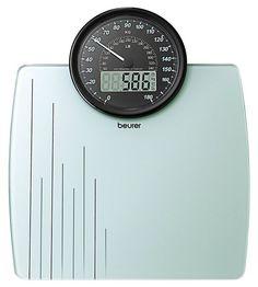 Весы напольные Beurer GS58 White