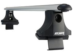 Багажник Atlant, 8828+8809+8896, аэро дуги 1,26м на Форд Фьюжн 2006-2012 21183-20