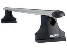 Багажник Atlant, 8828+8709+8730, аэро дуги 1,26м на Форд Focus 2 седан 2005-2011 212677