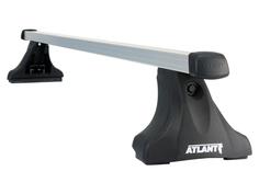 Багажник Atlant прямоуг дуги 1,26м на Фиат Добло 2 2010-2020 21144-46