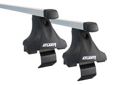 Багажник Atlant прямоуг дуги 1,26м на Киа Церато 2 седан 2009-2012 214315