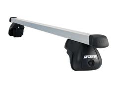 Багажник Atlant прямоуг дуги 1,26м на Форд Focus 2 универсал с рейлингами 2005-2011 212684