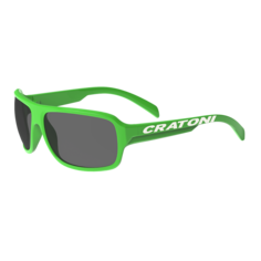 Детские очки Cratoni C-ICE JR Neongreen glossy