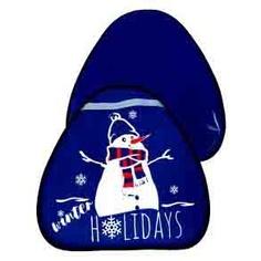 Ледянка R-Toys Снеговик синий, 54 см