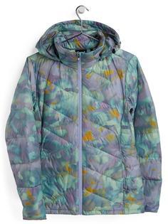 Куртка Сноубордическая Burton 2020-21 Baker Down Aura Camo (Us:m), 2020-21