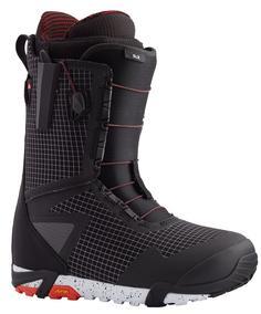 Ботинки Для Сноуборда Burton 2020-21 Slx Black/Red (Us:10), 2020-21