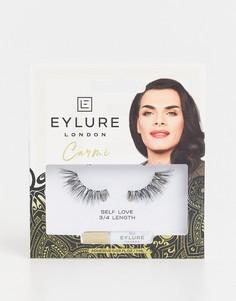 Накладные ресницы Eylure x Carmi - Self Love-Черный цвет