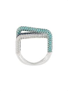 APM Monaco кольцо в три оборота