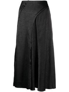 Vince юбка А-силуэта