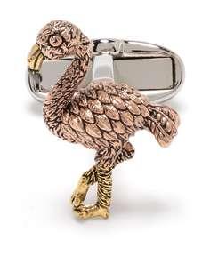 Paul Smith запонки в форме фламинго