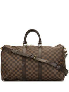 Louis Vuitton дорожная сумка Keepall Bandouliere 45 2015-го года