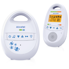 Радионяня Alcatel Baby Link 160 белый