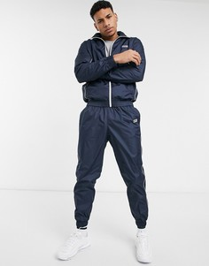 Темно-синий спортивный костюм с курткой на молнии Jack & Jones Intelligence