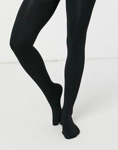 Колготки на флисовой подкладке New Look-Черный цвет