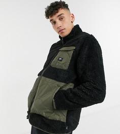 Черная куртка Vans-Черный цвет