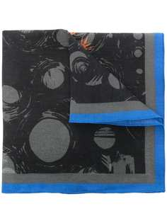 Paul Smith платок-паше с принтом