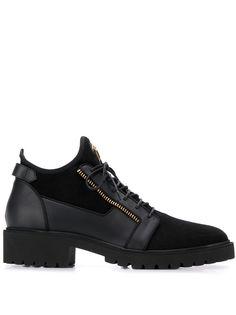 Giuseppe Zanotti ботинки Baxter