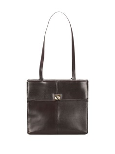 Yves Saint Laurent Pre-Owned сумка на плечо с логотипом