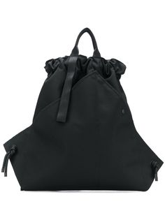 Issey Miyake рюкзак-сэтчел