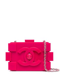 Chanel Pre-Owned сумка через плечо Lego