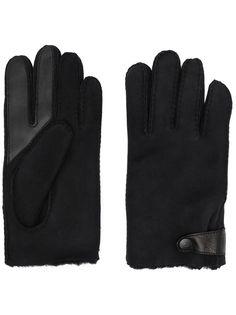 UGG перчатки с подкладкой
