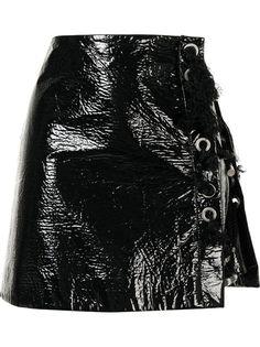Kenzo Pre-Owned юбка мини с кисточками
