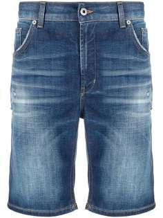 Dondup джинсовые шорты средней посадки