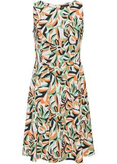 Платье с принтом Bonprix