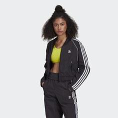 Укороченная олимпийка Adicolor Classics Fashion adidas Originals