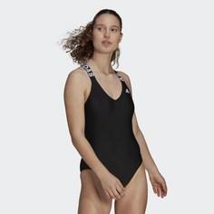 Слитный купальник SH3.RO adidas